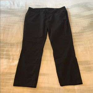 Men's English Laundry Walker pants 36/32 black
